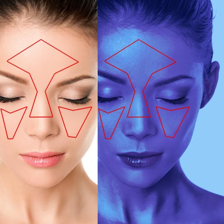 Komputerowe badanie skóry a promienie UV