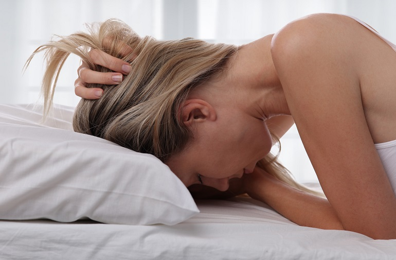 ciśnieniowy ból głowy