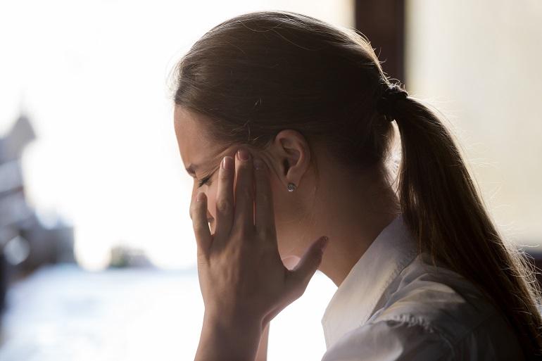 ból głowy ciśnieniowy