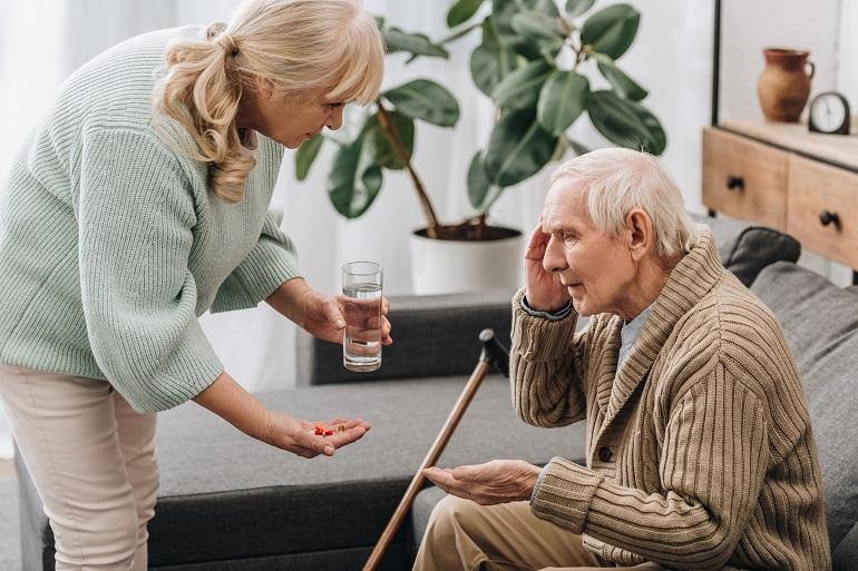 Tromboliza u osób starszych
