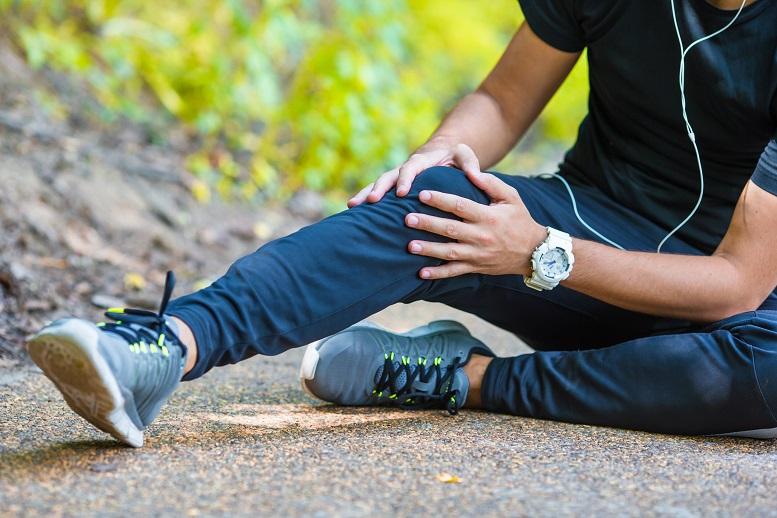 Zapalenie kaletki maziowej w kolanie
